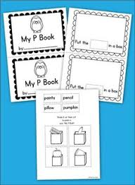 free phonics printable reader my d book print cut make and
