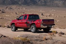 baja truck street legal new toyota tacoma trd t x baja goes on sale priced from 32 990