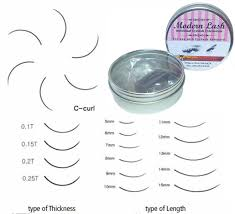 How To Curl Your Eyelashes Amazon Com Modern Lash Eyelash Extensions C Curl Lashes 2mm