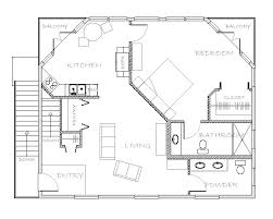in suite plans cottage house plans with in suite homeca