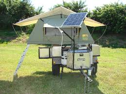 bug out vehicle ideas bug out survival 4x4 tent trailers for hauling your stuff off road