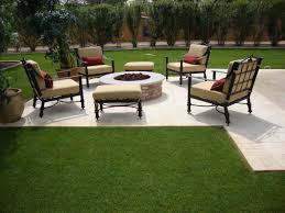 dark american backyard landscaping ideas quality grass wood fence