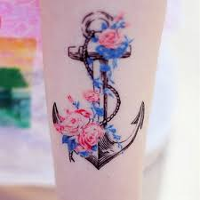 cool anchor tattoos anchor arm tattoo on tattoochief com