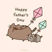 Pusheen Cat Meme - fathers day gifs popkey