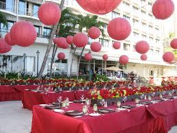 deco table rose et gris decoration de mariage rouge mariageoriginal