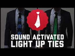 light up ties for halloween special events u0026 parties youtube