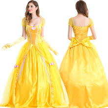 Halloween Belle Costume Popular Princess Belle Costume Buy Cheap Princess