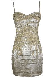 cute gold dress gold party dress gold bodycon dress fitted gold