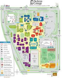 Cupertino Map De Anza College Maplets