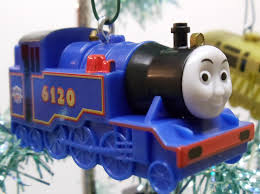amazon com thomas the train 9 piece holiday christmas tree