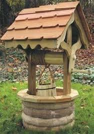 wishing well planter box myoutdoorplans free woodworking plans