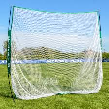 portable backyard golf driving net 7ft x 7ft net world sports