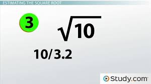 What Is The Square Root Of 1000 How To Find The Square Root Of A Number Video U0026 Lesson