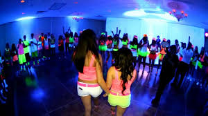 blacklight sweet 16 by party time entertainment youtube