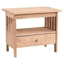 Unfinished Nightstand Unfinished Tv Stands U0026 Entertainment Units Target