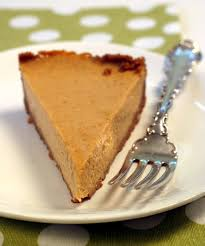Crustless Pumpkin Pie by Vegetarian And Vegan Thanksgiving Dessert Recipes