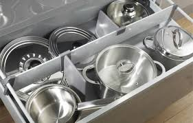 organisateur tiroir cuisine tout savoir sur le rangement dans la cuisine leroy merlin