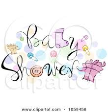 baby shower poster clipart baby shower clipart collection baby shower