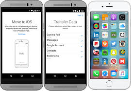 iphone to android transfer how to transfer sms from android to iphone leawo tutorial center