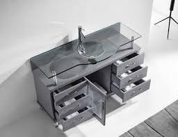 virtu usa ms 55 g gr virtu usa vincente 55 in bathroom vanity set