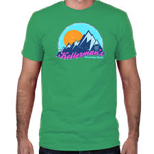 Kellermans by Kellerman U0027s Resort Dirty Dancing Fitted T Shirts Goldlabel Com