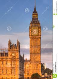 London Clock Tower by London Big Ben Tower Clock Tower And Abbey Stock Image Image