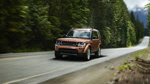 red land rover lr4 lr4
