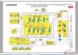hitachi machine full set manual dvd auto repair manuals