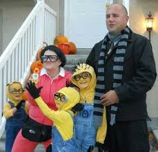 Despicable Minion Halloween Costume 30 Minions Halloween Images Halloween Ideas