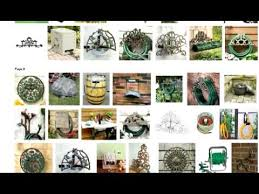 best coil garden hose holder reels from decorative wall mount to