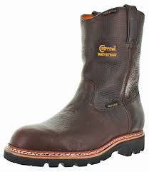 chippewa norwegian welt men u0027s pull on work boots 25975 waterproof
