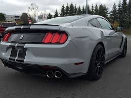 mustang shelby used used 2016 ford mustang 2dr fastback shelby gt350 2 door car in st