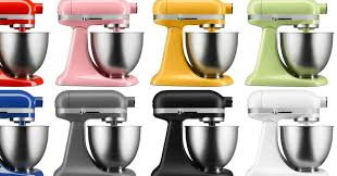 Kitchenaid Classic Stand Mixer by Kitchenaid U0027s New Mini Stand Mixer Targets Millennials And Baby