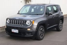 silver jeep renegade 2016 jeep renegade longitude bu northern motor group