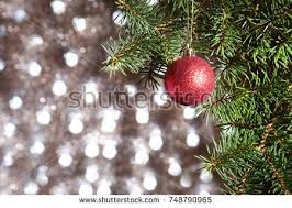 decorated colorful balls tree on stock photo 748790965