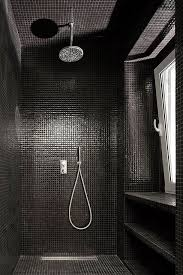 black bathroom ideas got any blacker 10 black bathrooms you need to see