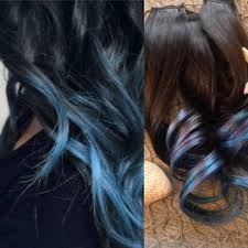 mermaid hair extensions shop mermaid ombre hair on wanelo