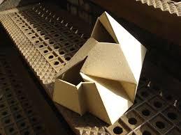 geometric wood sculpture semple visual artist michellesemplevisart