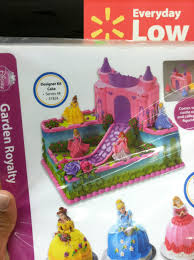 princess cake 38 at walmart princess party pinterest