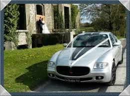 green maserati maserati quattroporte wedding cars ireland chauffeur driven luxury