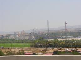 Six Flags Direction Six Flags Magic Mountain Simple English Wikipedia The Free