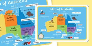 australia map of cities of australia with names australia map names of cities