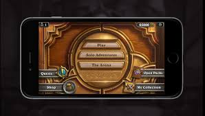 android hearthstone hearthstone now available on smartphones ios and android