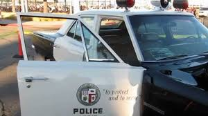 Vintage Car Sales Los Angeles Classic Police Cars 1969 Lapd Plymouth Belvedere With 330 Hp V8