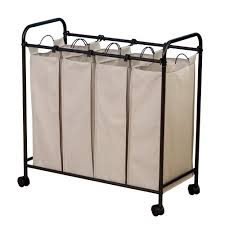 3 Section Laundry Hamper by Laundry Sorter Laundry Sorters