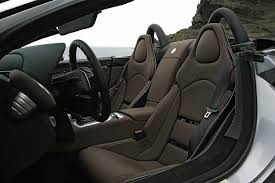 Slr 722 Interior Auction Results And Data For 2007 Mclaren Slr Conceptcarz Com