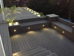 Patio Paver Lights Patio Step Lights Home Design Ideas And Pictures