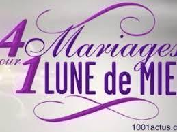 quatre mariages pour une lune de miel replay 4 mariages pour une lune de miel du 7 mars le replay est à revoir