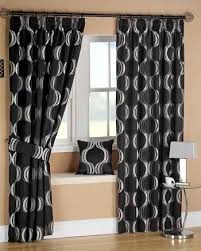 Black Grey And White Curtains Ideas Brilliant Grey Black And White Curtains Decor With Curtains Grey