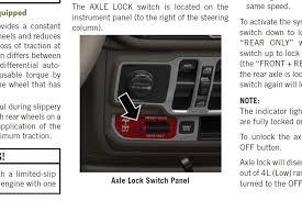 2018 jeep wrangler owner u0027s manual leaked key details revealed